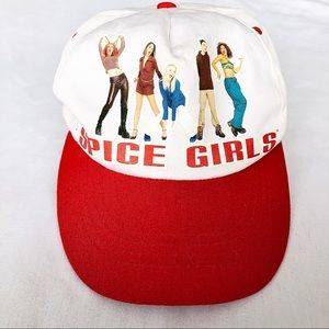 Vintage Spice Girls Concert Hat
